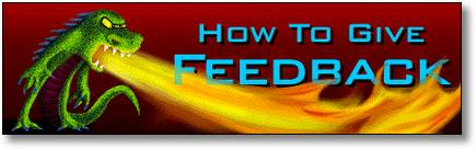 Mozilla: How To Give Feedback